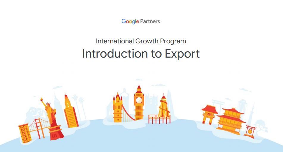 Google International Growth Programm